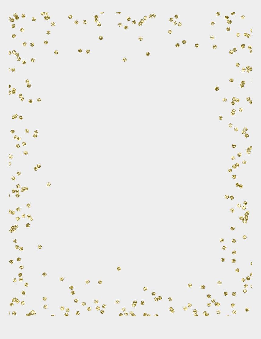 glitter clipart, Cartoons - Confetti Glitter Gold Png File Hd Clipart - Confetti Gold Glitter Png