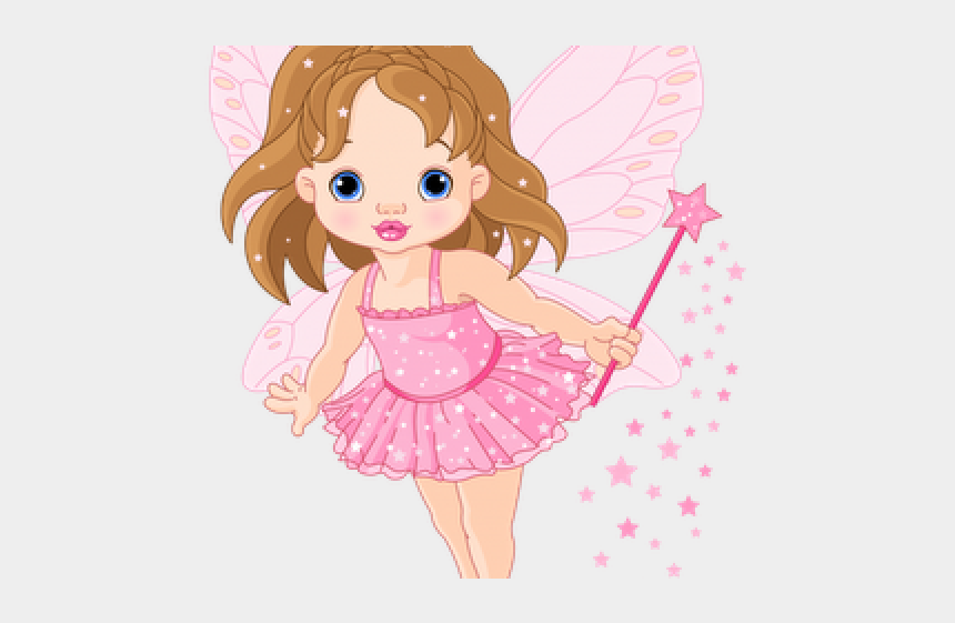 Fairy angel. Angels clipart pink baby