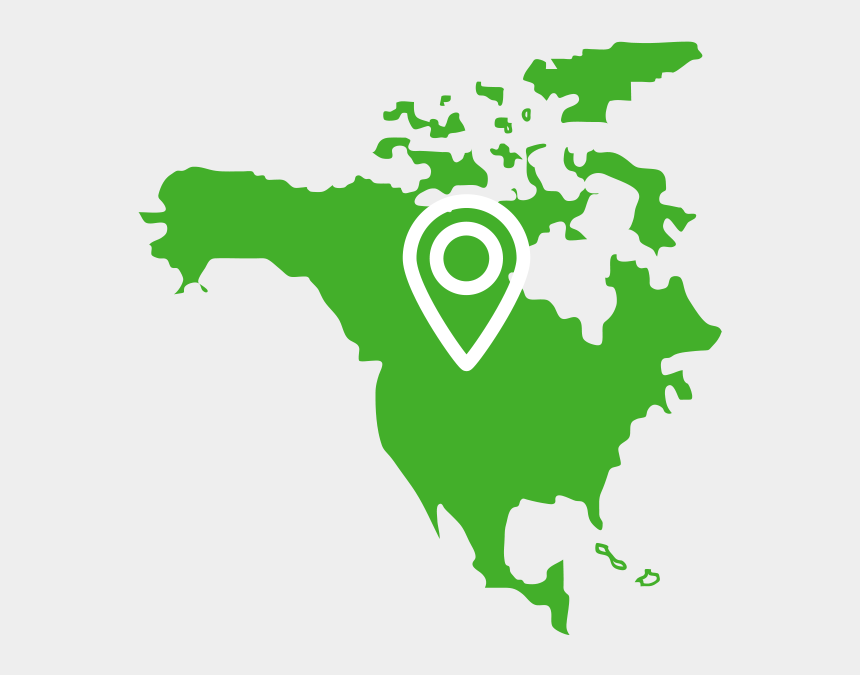 career clipart, Cartoons - No Profit Clipart Career Opportunity - North America Map 2019