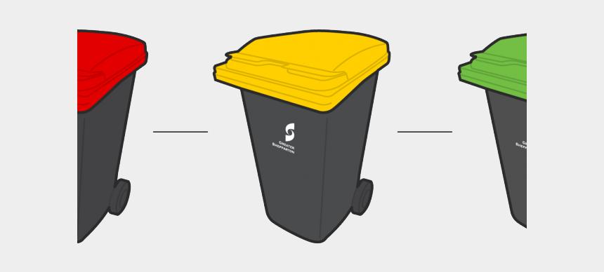 bin clipart, Cartoons - Green Day Clipart Waste Bin - Recycling Bin