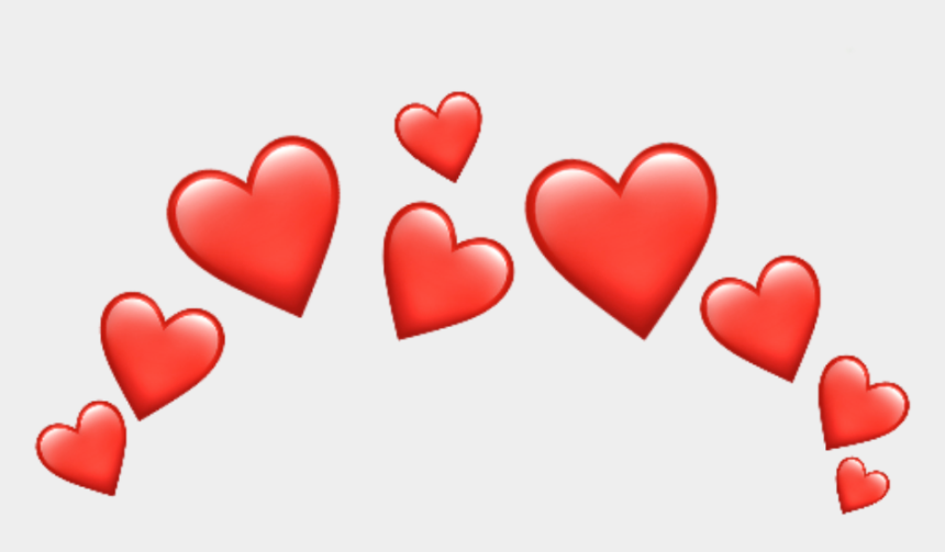 clipart kwiaty, Cartoons - Whatsapp Heart Emoji Png