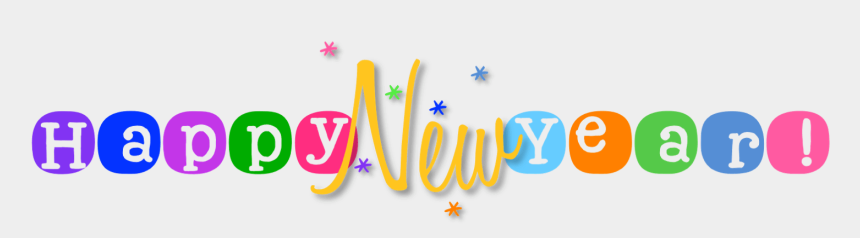 Happy New Year Logo Png 85