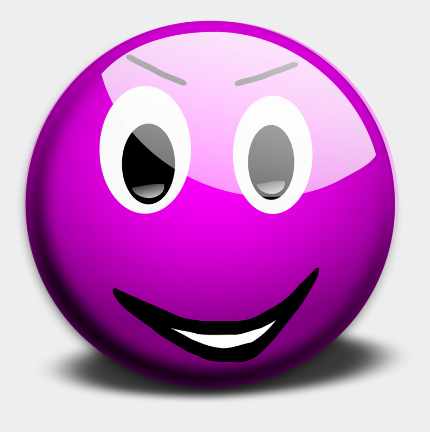 emoticon clipart, Cartoons - Smiley Emoticon - Blue Smiley Face