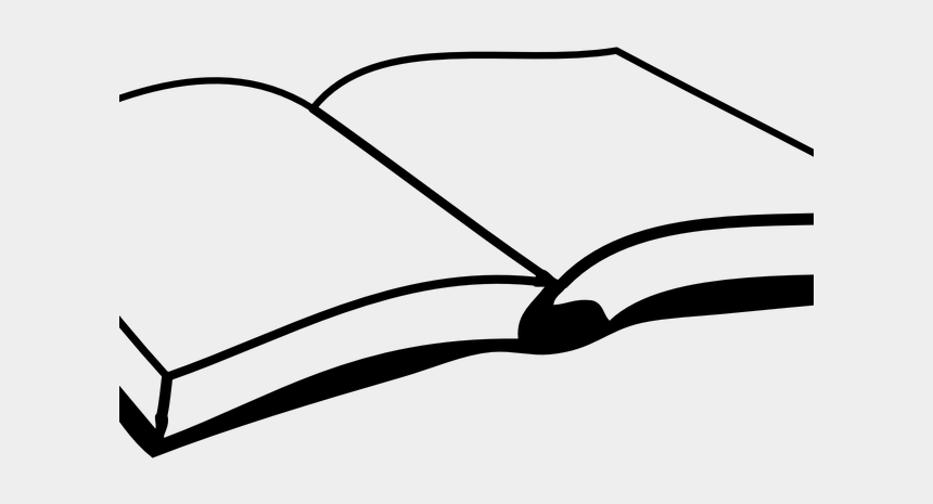clipart open, Cartoons - Larger Clipart Open Book - Open Book Drawing Easy
