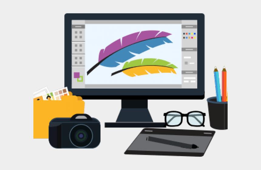 graphic design clipart, Cartoons - Graphic Design