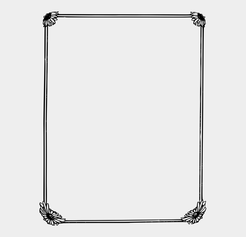 clipart frames and borders, Cartoons - Picture Frames Borders And Frames Decorative Arts Ornament - Simple Photo Frames Png