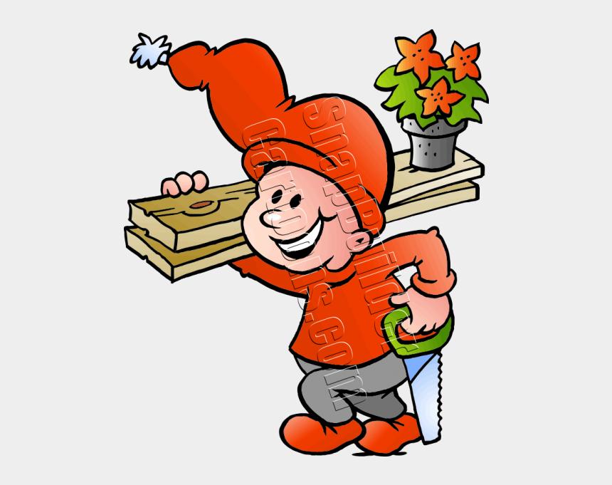 christmas elf clipart, Cartoons - Elf Transparent Working - Christmas Elf Working