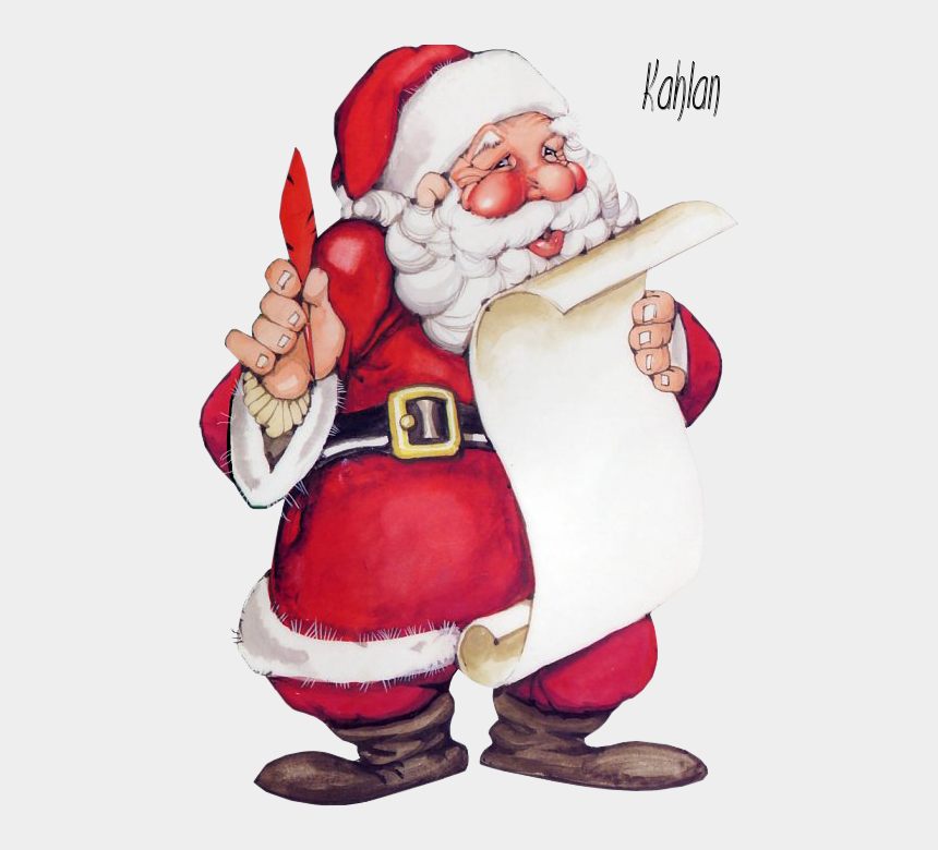 father christmas clipart, Cartoons - Tubes Noel / Pere Noel Christmas Art, Christmas Holidays, - Noel