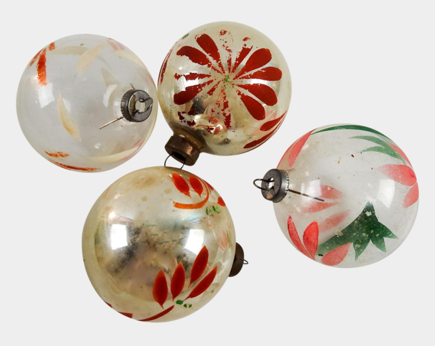 vintage christmas clipart, Cartoons - Ornament Transparent Vintage Christmas - Christmas Ornament