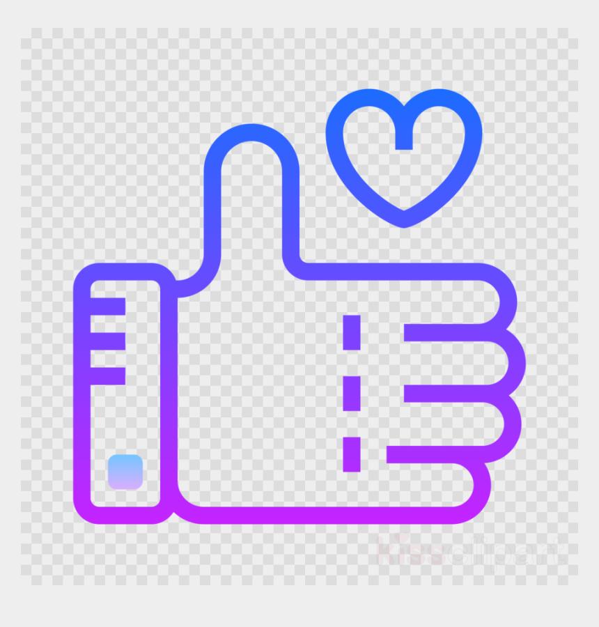 like clipart, Cartoons - Purple Like Button Png Clipart Social Media Like Button - Like Button Png