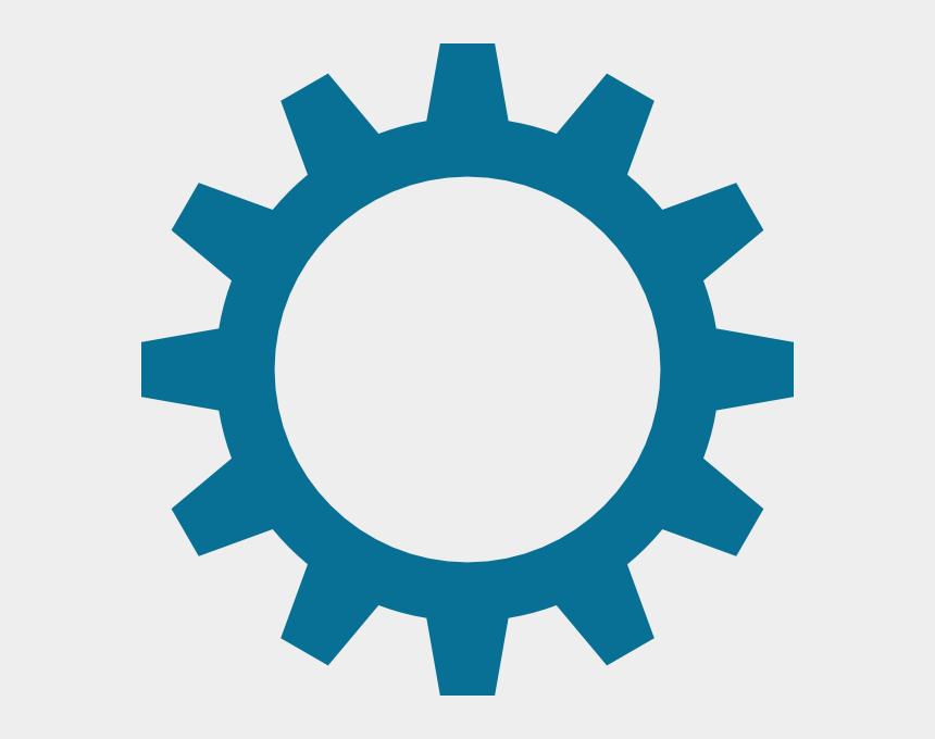 process clipart, Cartoons - Gear Wheel
