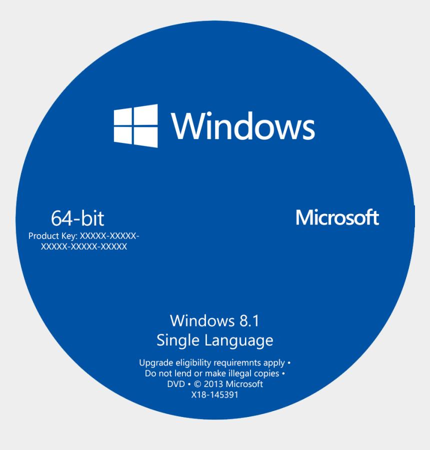 clipart windows 10, Cartoons - 10 Product Computing Windows Cover Cd Transparent Clipart - Circle