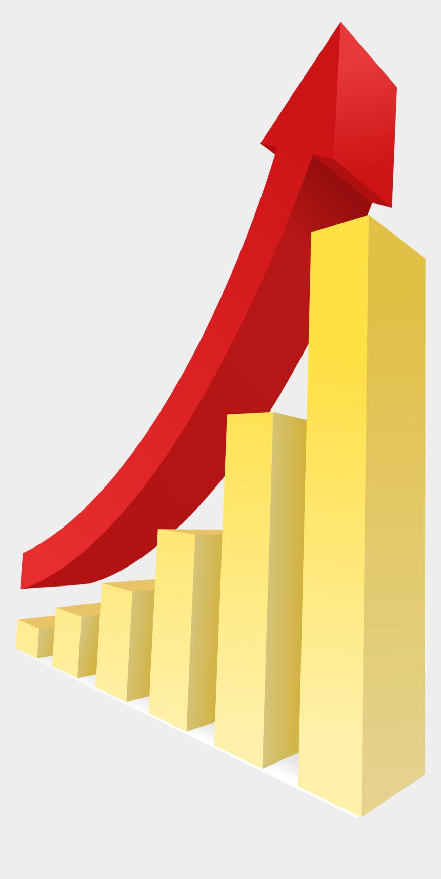 stock clipart, Cartoons - Graph Clipart Stock Market Graph - Stock Market Going Up Transparent