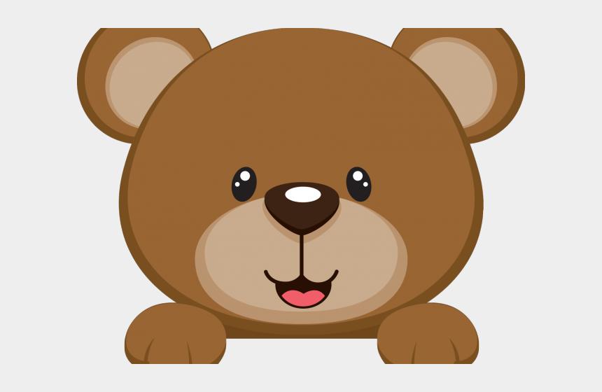 brown bear clipart, Cartoons - Brown Bear Clipart Oso - Ositos Para Baby Shower