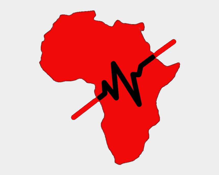 heart rate clipart, Cartoons - Hboa Home Beats Of Africa Logo Ⓒ - Africa Map Vector