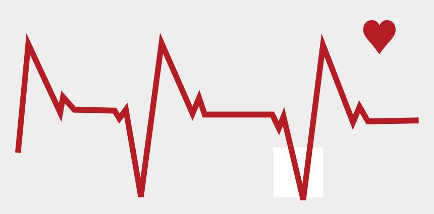heart rate clipart, Cartoons - Heartbeat Vector Png - Heart Beat Vector Png