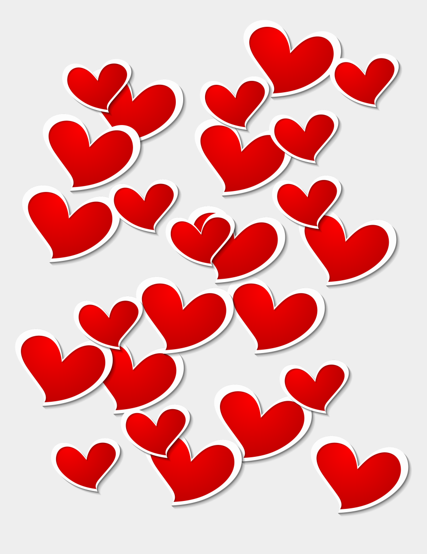 small heart clipart, Cartoons - Small Heart Png - Valentines Day Clip Art Transparent