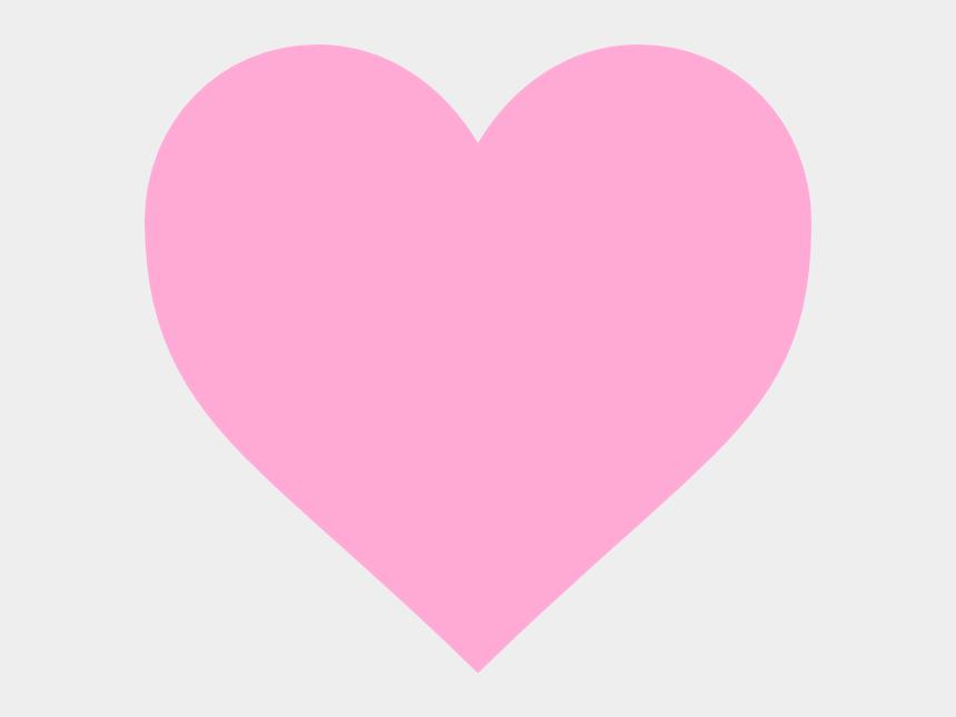 small heart clipart, Cartoons - Heat Clipart Small Heart - Simple Pink Heart