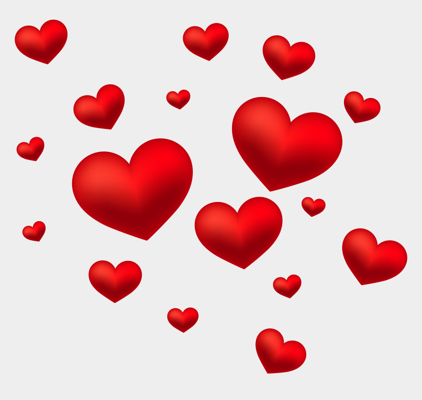 two hearts clipart, Cartoons - Hearts Transparent Png - Corazones Png