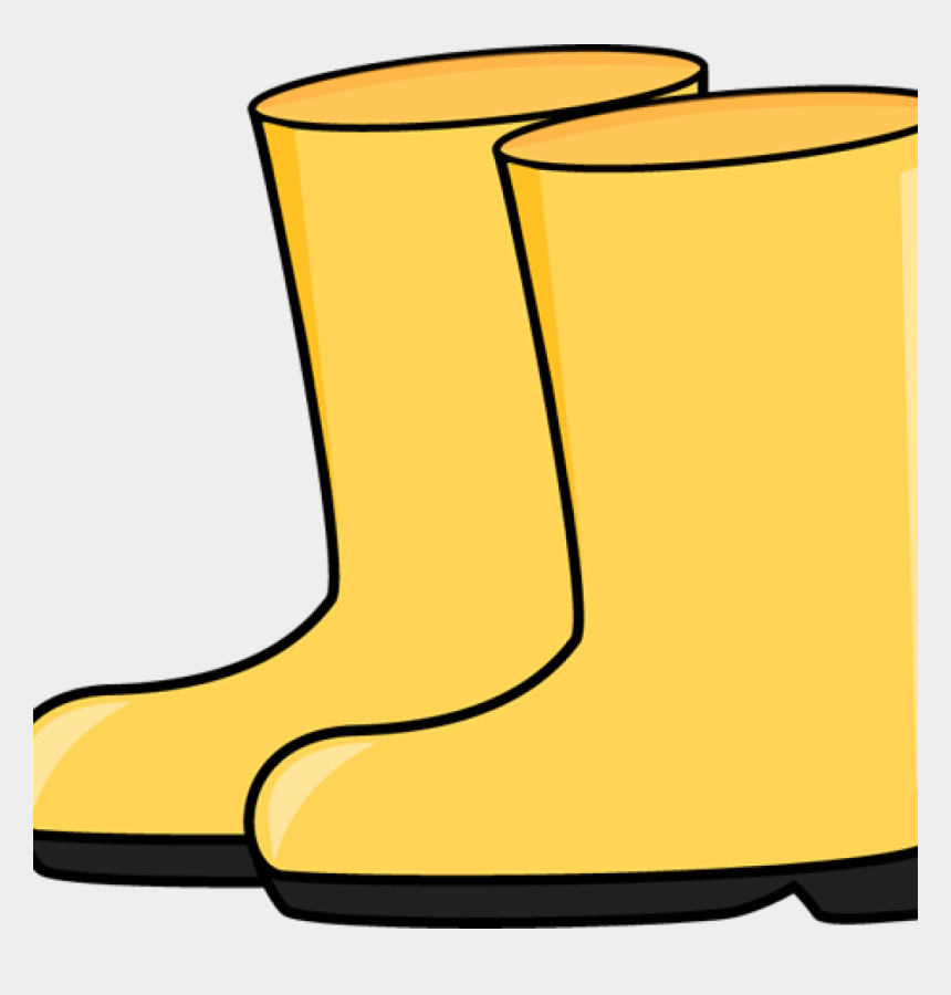 boot clipart, Cartoons - Boots Clipart Yellow Thing - Rain Boots Clipart