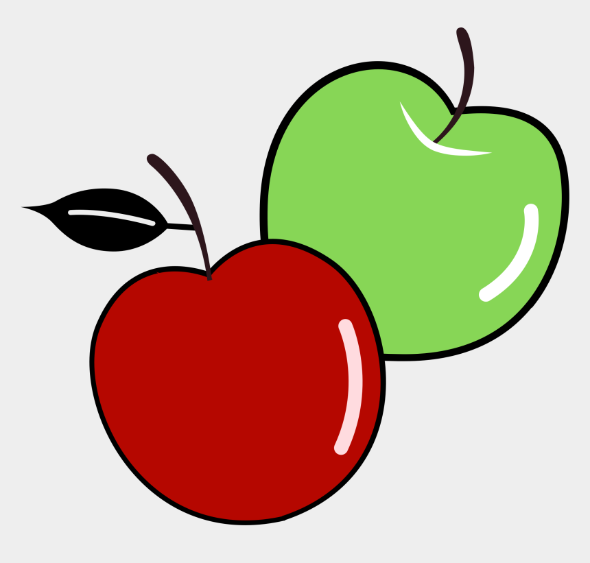 fruit clip art, Cartoons - Apples Royalty Free Stock - Clipart Image Of Apples