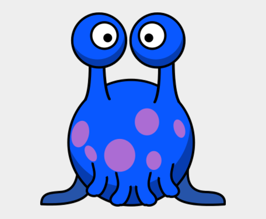 alien clip art, Cartoons - Blue Alien Flying Ufo Clipart - Clip Art Aliens