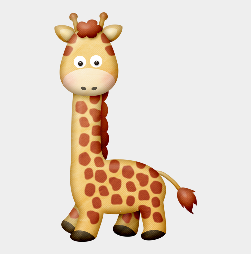 giraffe clip art, Cartoons - Lliella Safariadv Giraffe Giraffe, Clip Art And Album - Short Animals Clip Art