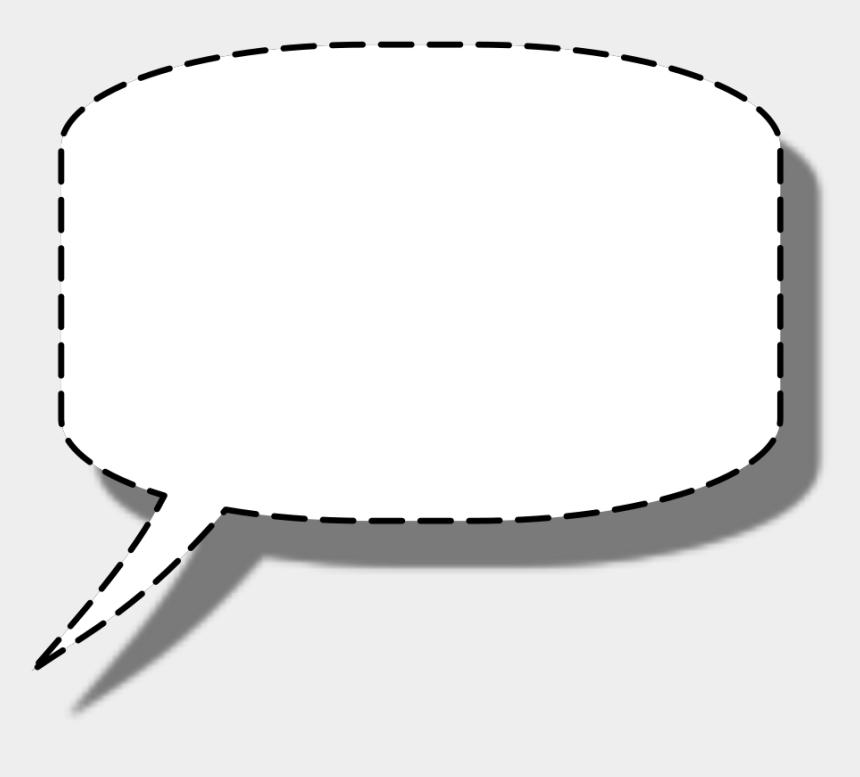 bubble clip art, Cartoons - Blue Speech Bubble Svg Clip Arts 600 X 567 Px - Large Blue Speech Bubble