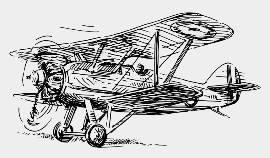 plane clip art, Cartoons - Wing Airplane Clip Art