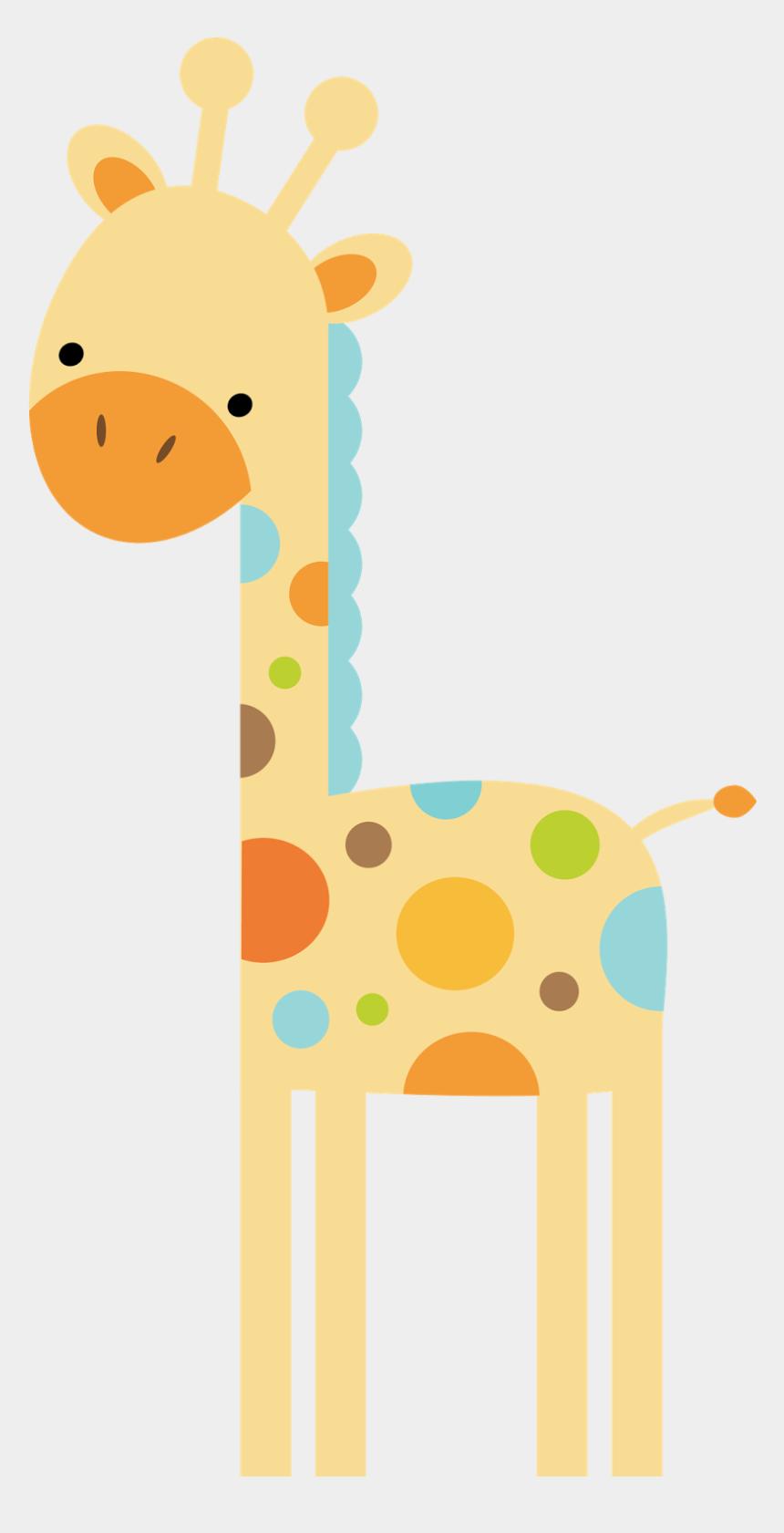giraffe clip art, Cartoons - Giraffe Clipart Childrens - Safari Animals Baby Shower Games