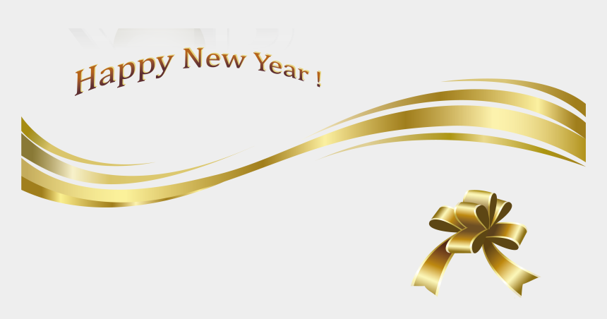 happy holidays clipart, Cartoons - Gold New Year Png Images Happy Holidays Pictures - Happy New Year 2019 In Png