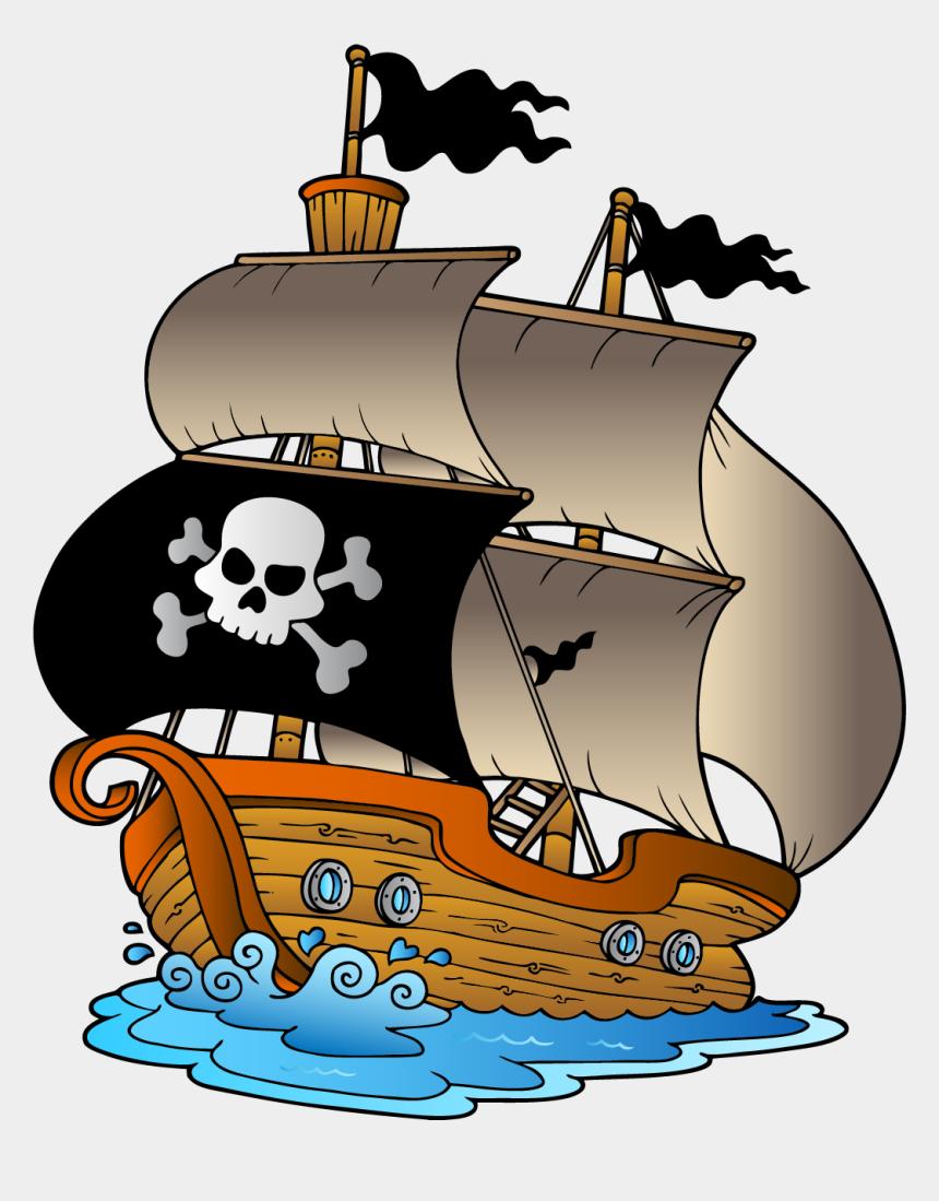 pirate ship clipart, Cartoons - Pirate Ship Silhouette Png - Pirate Ship Free Clip Art