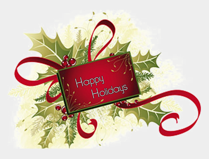 happy holidays clipart, Cartoons - Happy Holidays Png Download Image - Happy Holiday