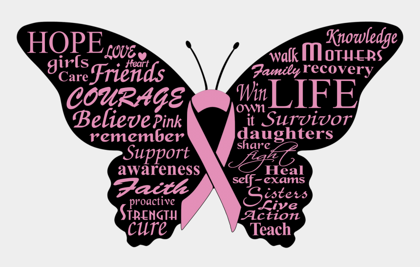 cancer ribbon clipart, Cartoons - Relax Clip Art - Breast Cancer Survivor Png
