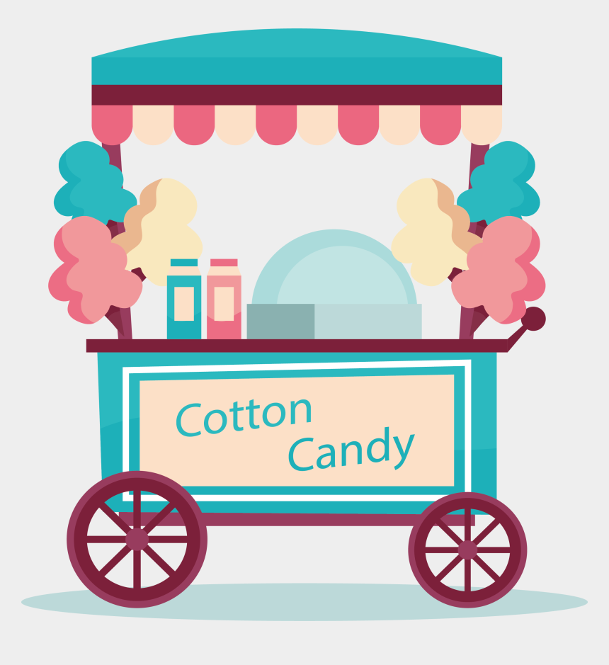 candy cane clip art, Cartoons - Cotton Candy Candy Cane Lollipop Sweetness Clip Art - Cotton Candy Booth Png
