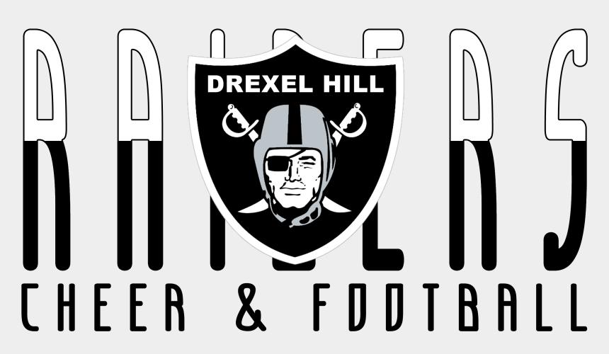cheerleading clipart, Cartoons - Home Drexel Hill Raiders Ⓒ - Oakland Raiders