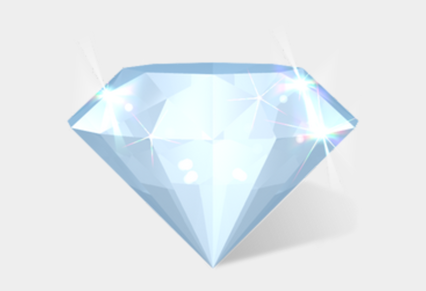Diamond cartoon. Clipart png cliparts cartoons