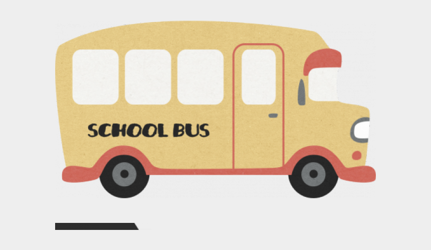 school bus clip art, Cartoons - School Bus Graphic - School Bus