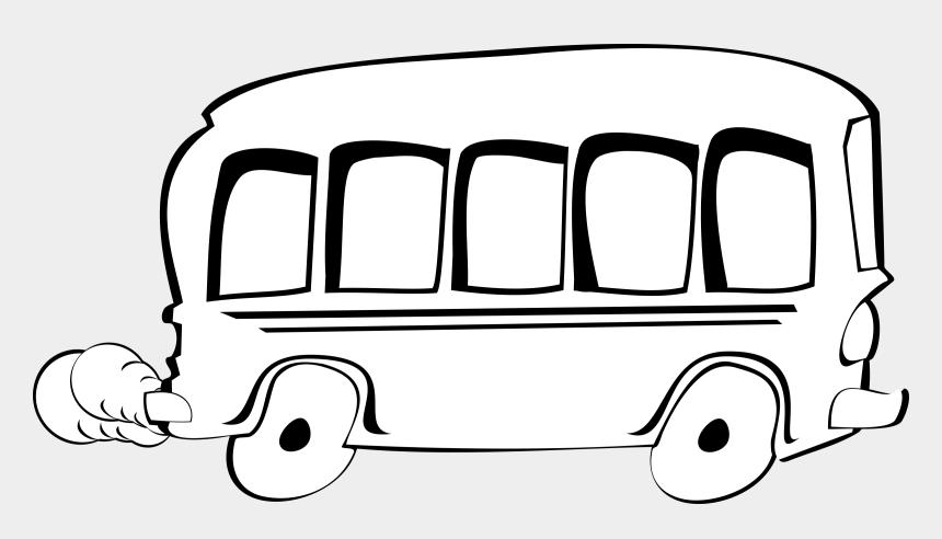 school bus clip art, Cartoons - School Bus Bus Driver Cartoon Drawing - Drawing Of Bus Png