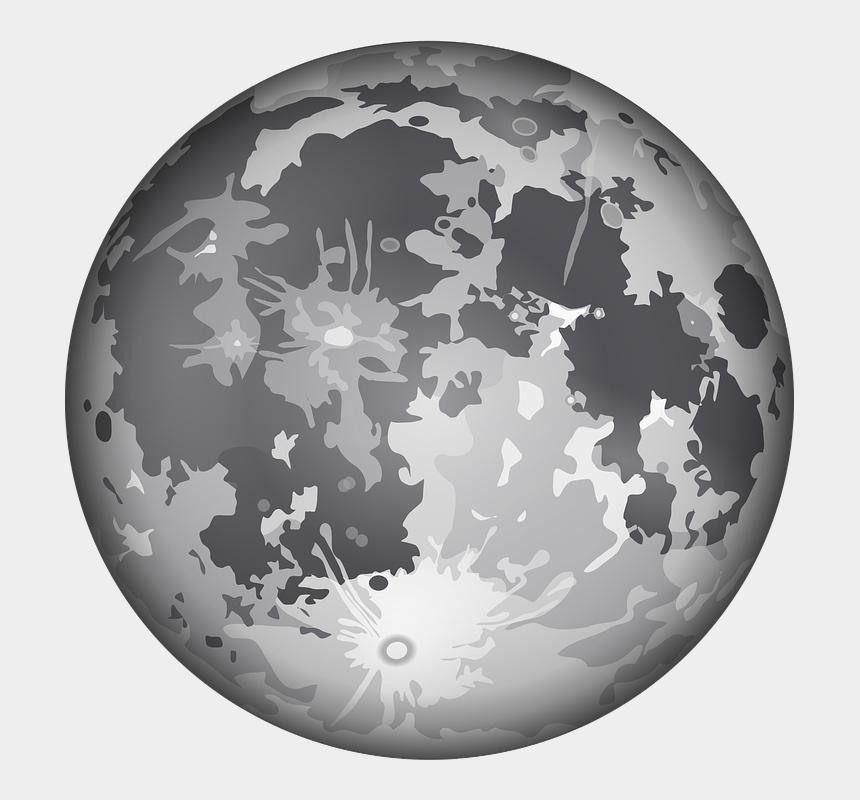 moon clip art, Cartoons - The Moon Clip Art At Vector Clip Art - Moon Clip Art