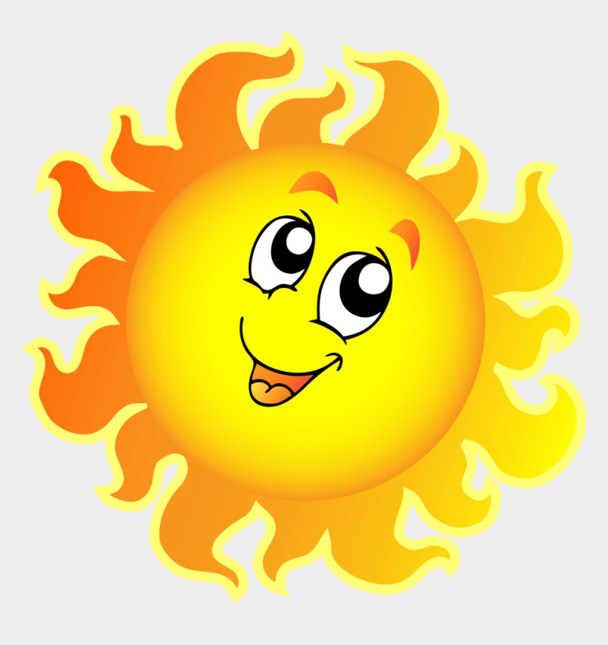 emoji clip art, Cartoons - Резултат С Изображение За Солнце - Moon And Sun Cartoon