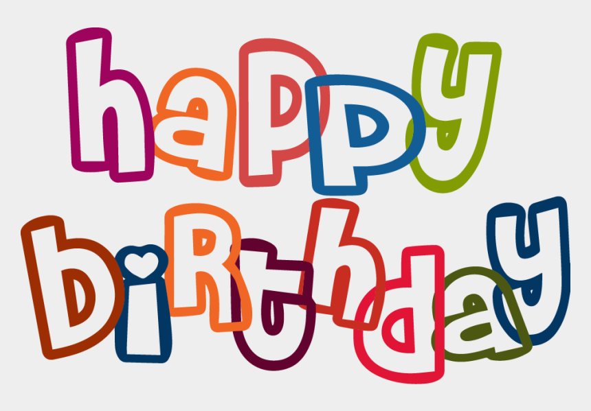 happy birthday clip art, Cartoons - Christmas Birthday Clip Art - Happy Birthday Clipart