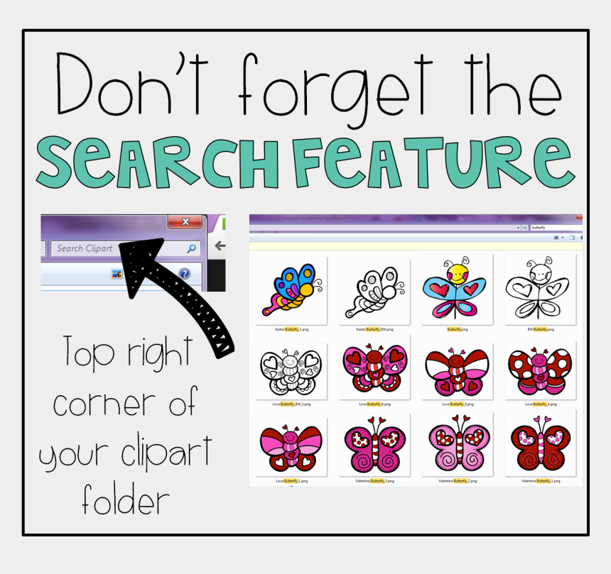 organized clipart, Cartoons - I Would Love To See How You Organize Clipart Be Sure