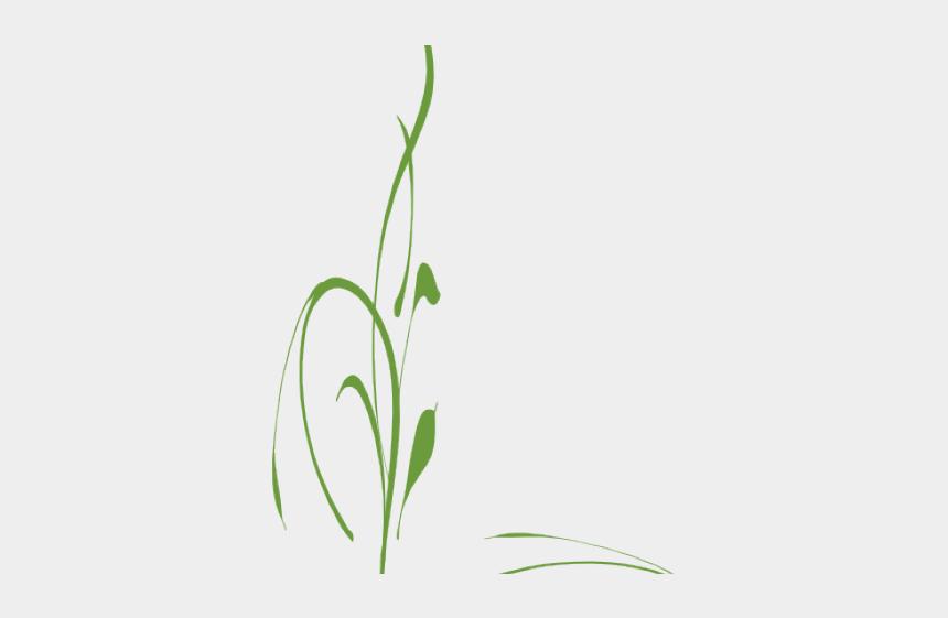 grass clip art, Cartoons - Vine Clipart Grass - Green Vine Border