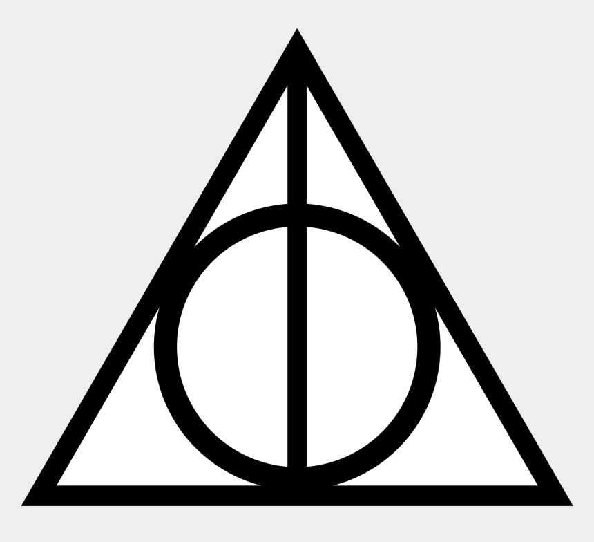 The Sign Of The Deathly Hallows Represents All Three ...