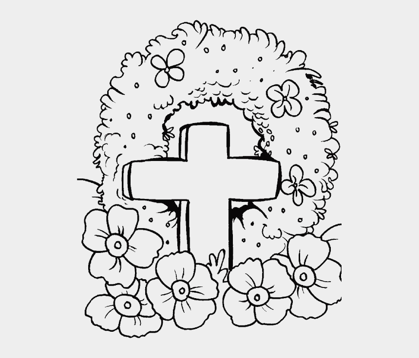 Poppy Clipart Coloring Sheet Remembrance Day Coloring