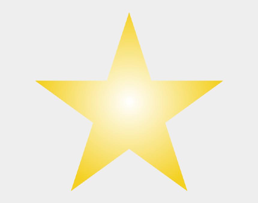 hollywood star clipart, Cartoons - Hollywood Connect Star - Bandera De Cuba Antigua