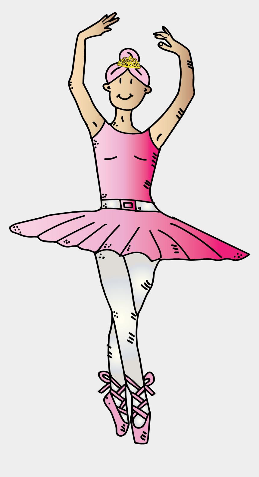 ballet slippers clipart, Cartoons - Ballet Svg Pink - Ballet Dancer