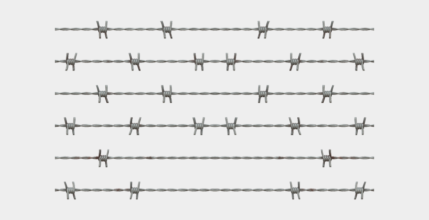 barbed wire clipart, Cartoons - Barb Wire Clipart Transparent Background - Barbed Wire Fence Png