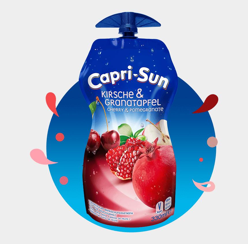 kirsche clipart, Cartoons - Die Große Capri-sun - Capri Sun Orange And Peach